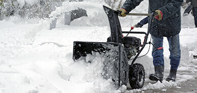 snow removal company in East York