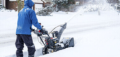 snow removal services company