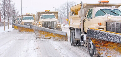 East York snow removal services