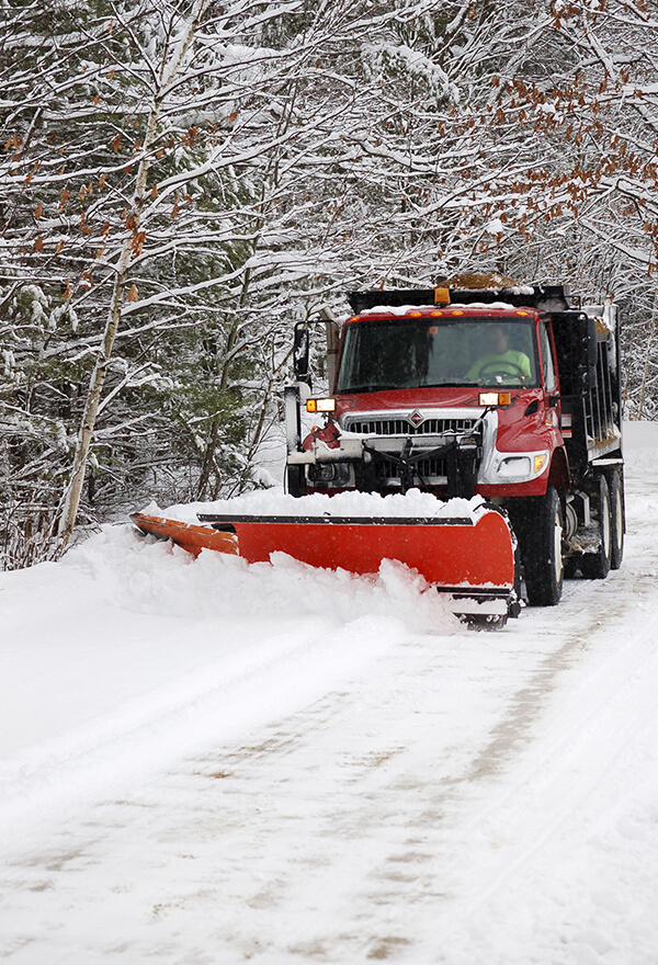 snow removal services East York gta